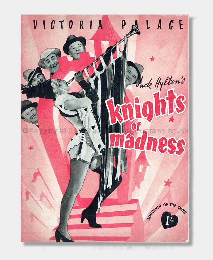 1950-knights-of-madness-souvenir-victoria-palace-cg13161950-1