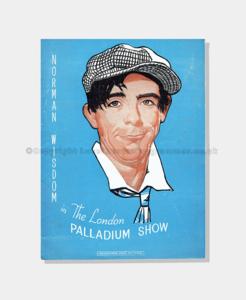 1954 - London Palladium - Norman Wisdom