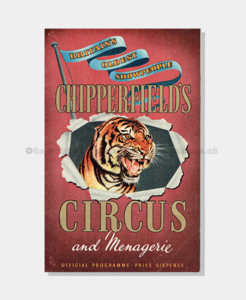 1956 - Chipperfield's Circus