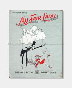 1958 Theatre Royal Drury Lane My Fair Lady