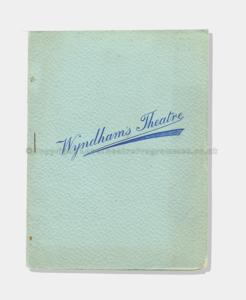 1900 Wyndham's Theatre Mrs Dane's Defence 377190  (1 crop)frame