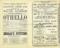 Love Theatre Programmes,Theatre Memorabilia, Buy theatre programmes, theatre, 1877, Prince of Wales