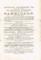 Love Theatre Programme, 1897, Barricade, Dukes Theatre, Theatre Memorabilia