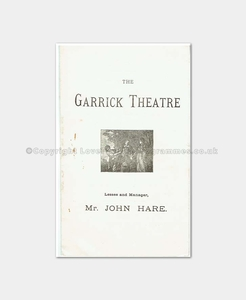 1889 THE PROFLIGATE Garrick Theatre 3791880 (1)