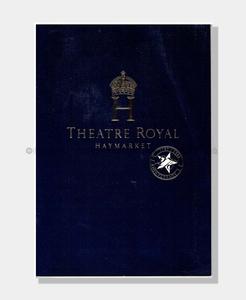 1996 MIND MILLIE FOR ME Theatre Royal Haymarket