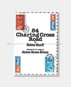 1981 84 CHARING CROSS ROAD Ambassadors Theatre