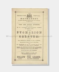 1877 PYGMALION and GALATEA