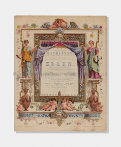 1878 Ellen, Love's Cunning