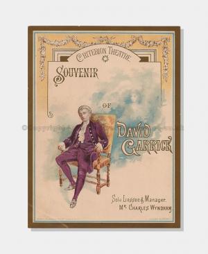 1887 David Garrick 31241880 frame