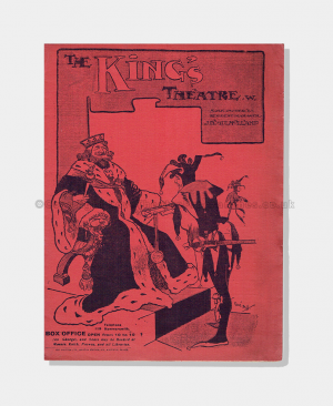 1906 Cinderella KINGS THEATRE