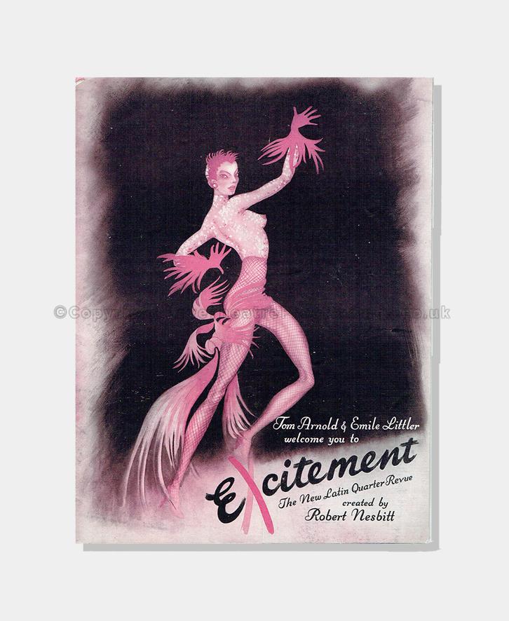 1952 - Excitement - London Casino