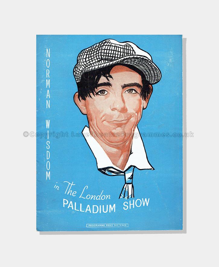 1954 - London Palladium Norman Wisdom