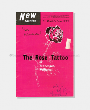 1959 - New Theatre , The Rose Tattoo