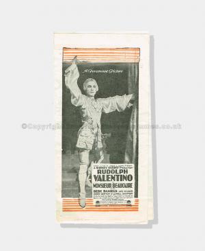 1924 Rudolf Valentino