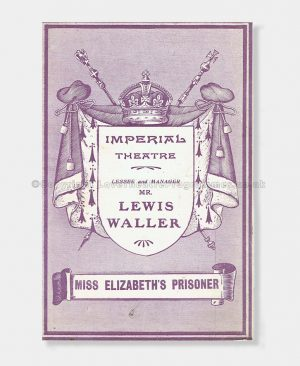 Imperial theatre programme