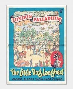 1940 Little Dog Laughed Crazy Gang