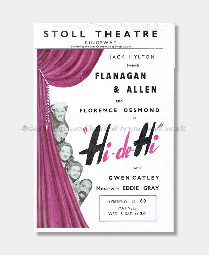 1943-hi-de-hi-stoll-theatre-cg23161940-1