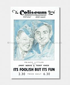 1943 Its Foolish but its Fun Coliseum