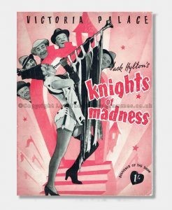 1950 The Crazy Gang Knights of Madness