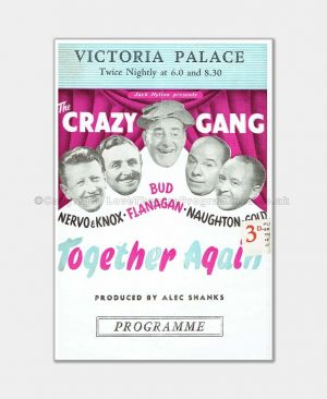1947 Crazy Gang Together Again