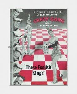 1956 - Victoria Palace - These Foolish Kings