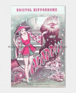 1957 Bristol Hippodrome Aladdin