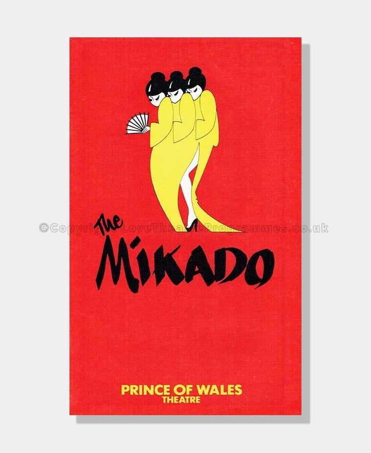 1983 MIKADO Prince of Wales