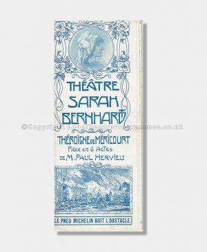 1902 Théâtre Sarah Bernhardt