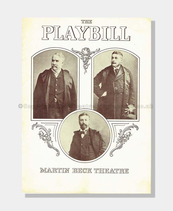 1936 Martin Beck Theatre - D'Oyly Carte