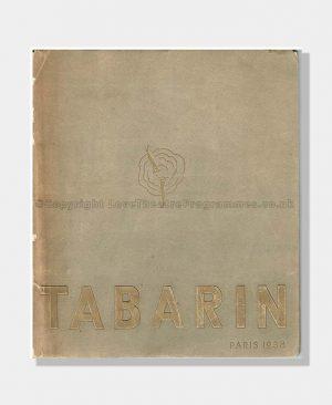 1938 LES HEURES SONT BELLES Tabarin, Paris
