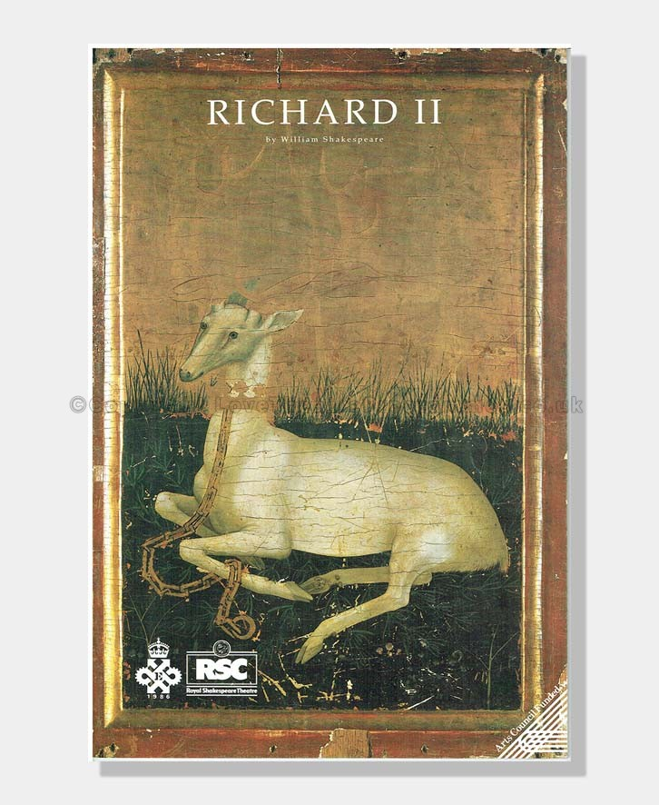1986 RSC Richard II