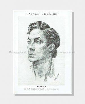 1956 ANTONIO Palace Theatre