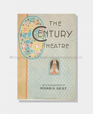 1919 APHRODITE The Century Theatre