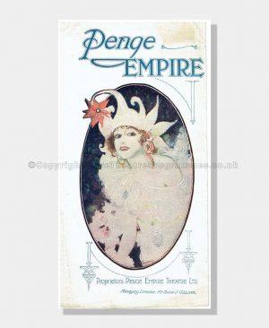 1926 RAT-A-TAT Penge Empire