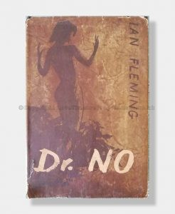 IAN FLEMING DR. NO FIRST EDITION