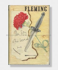 THE SPY WHO LOVED ME Ian Fleming 1st Edition