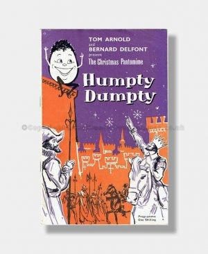 1956 HUMPTY DUMPTY Theatre Royal Nottingham