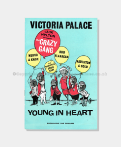 1960 Crazy Gang Young In Heart