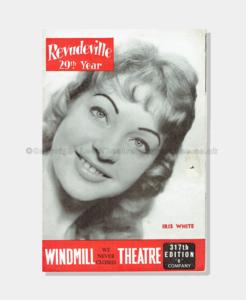 1960 Windmill Theatre - Revudeville