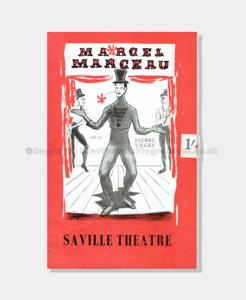 1961 Saville Theatre-  Marcel Marceau