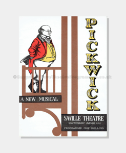 1963 - Saville Theatre - pickwick