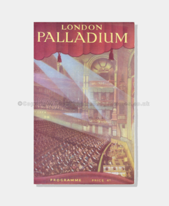 1951 - London Palladium - Donald O'Connor