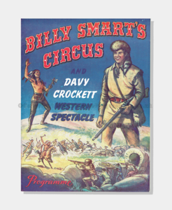 1956 - Billy Smart's Circus