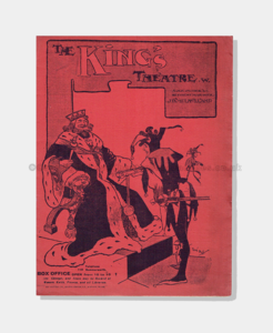 1906 THE KING'S THEATRE Cinderella