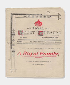 1889 A Royal Family 3661880 framed