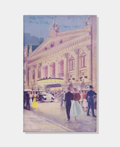 1952 - London Palladium - Tommy Cooper