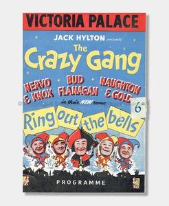 1952 Victoria Palace Crazy Gang