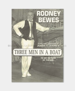 1993 Rodney Bewes Three Men in a Boat