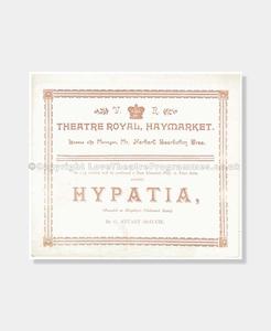 1893 Theatre Royal Haymarket