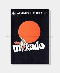 1979 Westminster Theatre, The Mikado